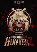 La locandina di Inglorious Hunterz