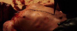 Tulpa: una sanguinosa immagine tratta dal film