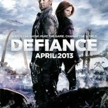Defiance: un primo poster della serie