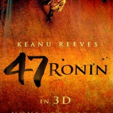 47 Ronin: il teaser poster