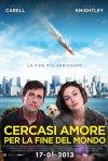 Cercasi amore per la fine del mondo: la locandina italiana