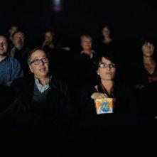 Dans la Maison: Fabrice Luchini e Kristin Scott Thomas al cinema in una scena del film