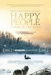 Happy People: A Year in the Taiga: la locandina del film