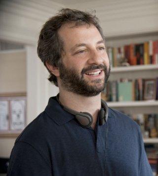 Questi sono i 40: il regista Judd Apatow sul set