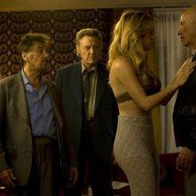 Stand Up Guys: Al Pacino, Christopher Walken e Alan Arkin in una scena