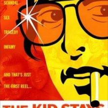 The Kid Stays in the Picture: la locandina del film