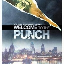 Welcome to the Punch: la locandina del film