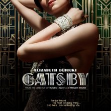 The Great Gatsby: Character Poster per Elizabeth Debicki