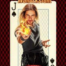 Burt Wonderstone: character poster di Jim Carrey