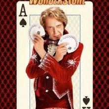 Burt Wonderstone: character poster di Steve Buscemi
