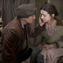 In Darkness: Agnieszka Grochowska e Benno Fürmann in una scena