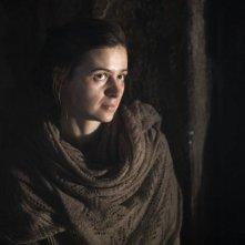 In Darkness: Agnieszka Grochowska in una scena nei panni di Klara