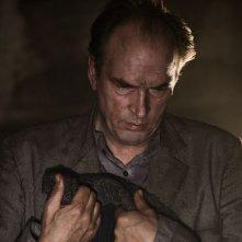 In Darkness: Herbert Knaup in una scena tratta dal film