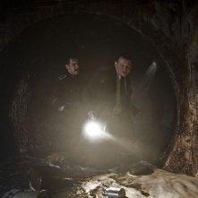 In Darkness: una scena del film