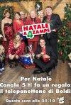 Natale a 4 zampe: la locandina del film