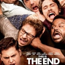This Is the End: la locandina del film