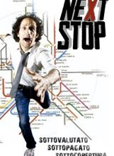 Un poster della web series Next Stop