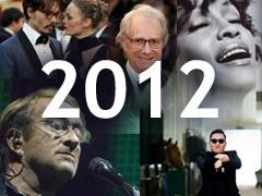 2012: da Lucio Dalla a Ken Loach, tutti i personaggi dell'anno