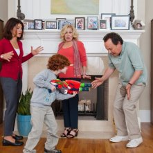 Billy Crystal, Bette Midler, Marisa Tomei in Parental Guidance con Kyle Harrison Breitkopf