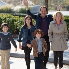 Billy Crystal e Bette Midler in Parental Guidance con Joshua Rush, Bailee Madison, Kyle Harrison Breitkopf