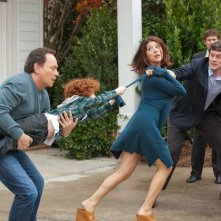 Billy Crystal, Marisa Tomei e Tom Everett Scott  in Parental Guidance con Kyle Harrison Breitkopf