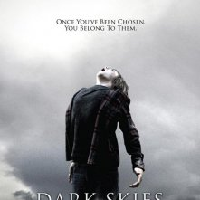 Dark Skies: la locandina del film
