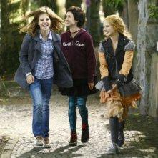 Marta Martin e Laura Roge  in Die Vampirschwestern con Jamie Bick
