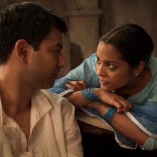 Midnight's Children: una scena del film di Deepa Mehta