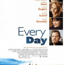Everyday: la locandina del film