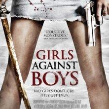 Girls Against Boys: la locandina del film