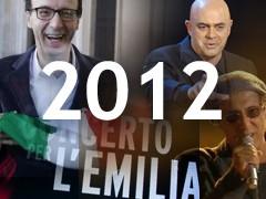 Gli show del 2012, l'anno di Maurizio Crozza