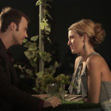 Gossip Girl: Barry Watson e Blake Lively in una scena dell'episodio High Infidelity
