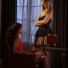 Gossip Girl: Blake Lively e Sofia Black-D'Elia nell'episodio Dirty Rotten Scandals