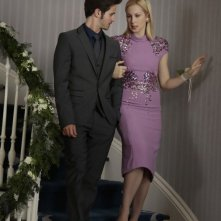 Gossip Girl: Connor Paolo e Kelly Rutherford nell'episodio finale New York, I Love You XOXO