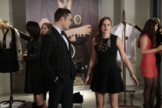 Gossip Girl Ed Westwick E Leighton Meester Nell Episodio Save The Last Chance 261967
