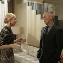 Gossip Girl: Kelly Rutherford e John Burke nell'episodio It's Really Complicated