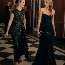 Gossip Girl: Leighton Meester e Blake Lively nell'episodio Monstrous Ball