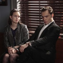 Gossip Girl: Leighton Meester e Ed Westwick nell'episodio finale New York, I Love You XOXO