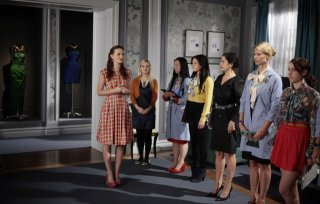 Gossip Girl: Leighton Meester nell'episodio Where the Vile Things Are