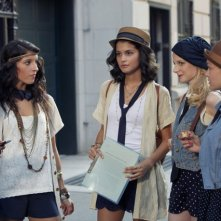Gossip Girl: Sofia Black-D'Elia in una scena dell'episodio High Infidelity
