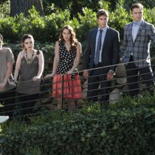 Gossip Girl: una scena dell'episodio Gone Maybe Gone