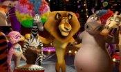 Il Blu-ray di Madagascar 3: ricercati in Europa 3D