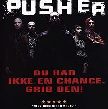 Pusher: Locandina originale