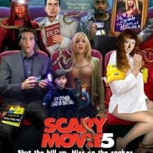Scary Movie 5: la locandina del film