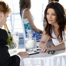 CSI Miami: Alana De La Garza insieme a David Caruso in un momento dell'episodio Contromisure della decima stagione