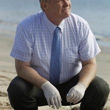 CSI Miami: Christian Clemenson in una scena dell'episodio Il mostro di Miami, della decima stagione