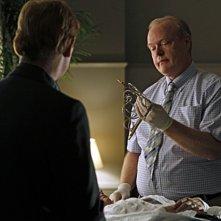 CSI Miami: David Caruso e Christian Clemenson in una scena dell'episodio Piccole miss della decima stagione