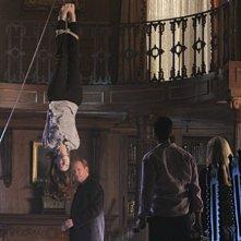 CSI Miami: David Caruso, Emily Procter, Adam Rodriguez e Aria Pullman nell'episodio Alla lettera della decima stagione