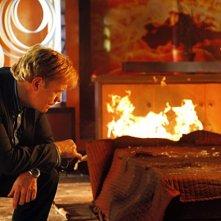 CSI Miami: David Caruso in un momento dell'episodio Il cadavere della decima stagione