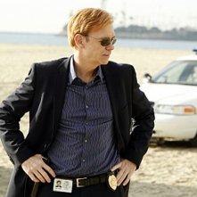 CSI Miami: David Caruso in un momento dell'episodio Segreto di famiglia della decima stagione